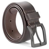 Vyriškas Diržas WRANGLER - Kabel Buckle W00108185 85 Brown