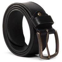 Vyriškas Diržas WRANGLER - Edge Pattern Belt W0D2U1100  Black