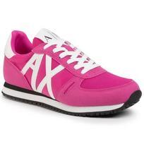 Laisvalaikio batai ARMANI EXCHANGE - XDX031 XV308 A287 Fuchsia Agae/White