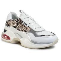Laisvalaikio batai KARL LAGERFELD - KL61727  White Lthr/Textile
