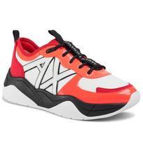 Laisvalaikio batai ARMANI EXCHANGE - XDX039 XV311 D957 Orange/Coral