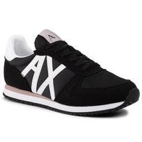 Laisvalaikio batai ARMANI EXCHANGE - XDX031 XV308 A120  Black/White