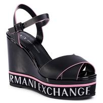 Basutės ARMANI EXCHANGE - XDP012 XV305 K001 Black/Black