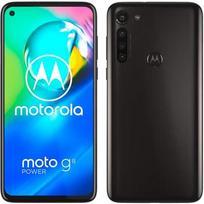 Motorola Moto G8 Power Dual 64GB Black (Juodas)