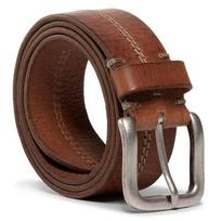 Vyriškas Diržas WRANGLER - Double Stitch Belt W0C8U1X81  Cognac