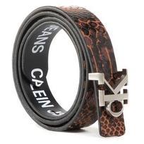Moteriškas Diržas CALVIN KLEIN JEANS - Ckj Rev Skinny Mono 24mm K60K606879 0HR