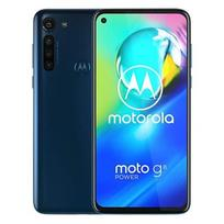 Motorola Moto G8 Power Dual 64GB Capri Blue (Mėlynas)