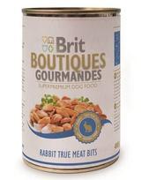 BRIT Boutiques Gourmandes True Meat Rabbit 400g