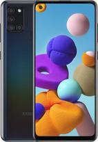 Samsung Galaxy A21s Dual A217F 32GB Black (Juodas)