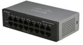 Šakotuvas Cisco 16-Port PoE Gigabit Switch