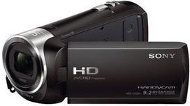 Sony HDR-CX240 Black (Juoda)