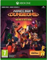 Žaidimas XBOX ONE Minecraft Dungeons - Hero Edition (Xbox One/Xbox Series X)