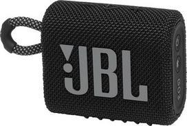 JBL GO 3 Black (Juoda)