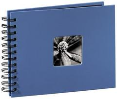 Hama Fine Art Spiral azur 24x17 50 black Pages 113677
