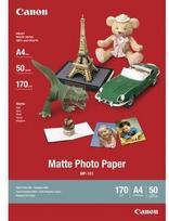 Popierius Canon MP101 Photo Paper Matte   170g   A4   50 lap?