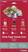 CANON Photo Paper Variety Pack 4x6 VP-101