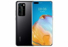 Huawei P40 5G Dual 128GB Black (Juodas)