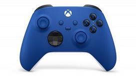 Xbox Series X Wireless Controller Shock Blue (Mėlynas)