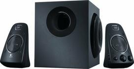 Logitech Z623 2.1 Black (Juodos)