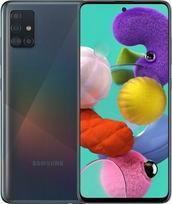 Samsung Galaxy A51 Dual 128GB Black (Juodas)