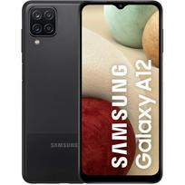 Samsung Galaxy A12 Dual 128GB Black (Juodas)