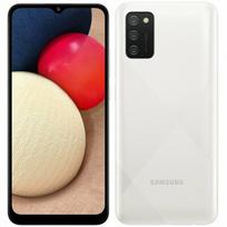 Samsung Galaxy A02s Dual 32GB White (Baltas)